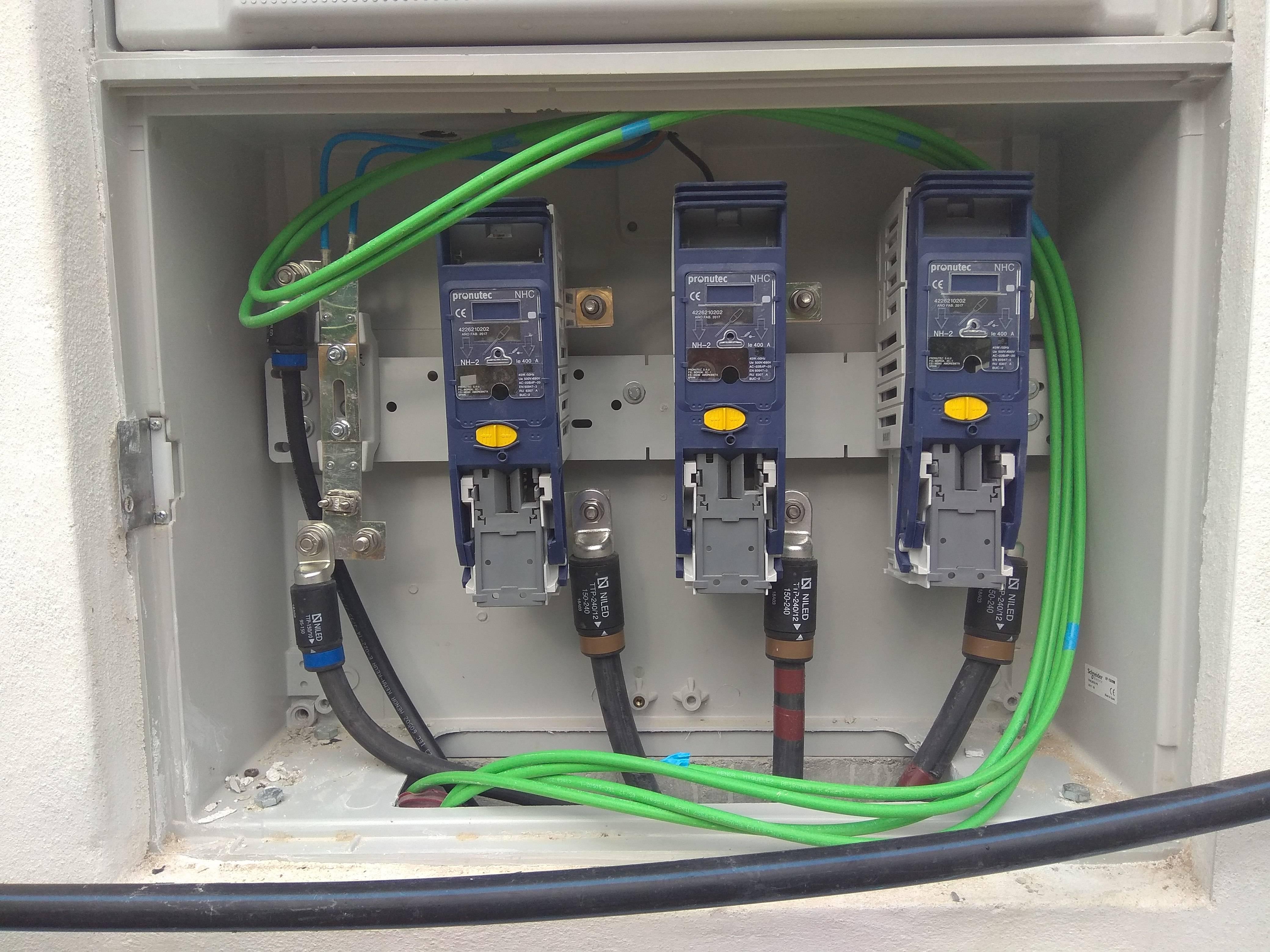 instalador eléctrico en torrevieja
